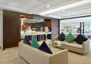 Executive Lounge (06.00 - 20.00 hrs) L Floor