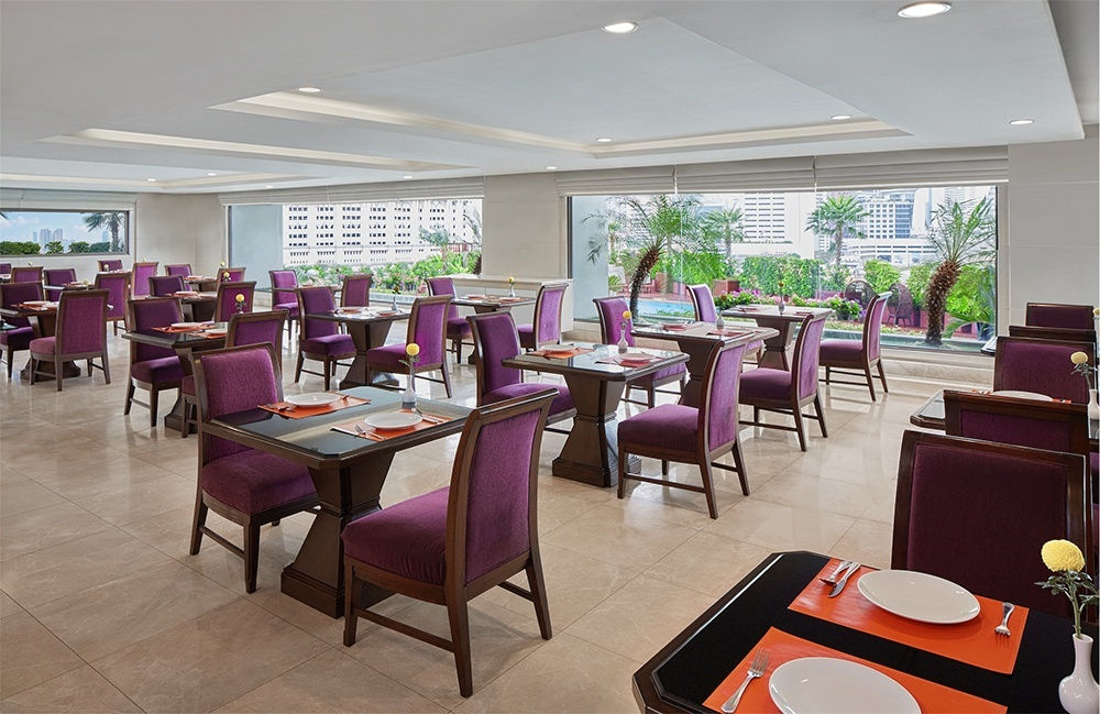 Blue Spice Restaurant (06.00 - 22.00 hrs) L Floor