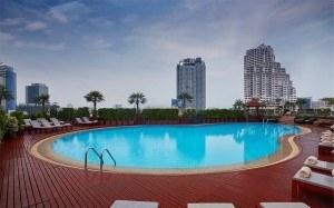 Swimming Pool (06.00-20.00 hrs) L Floor