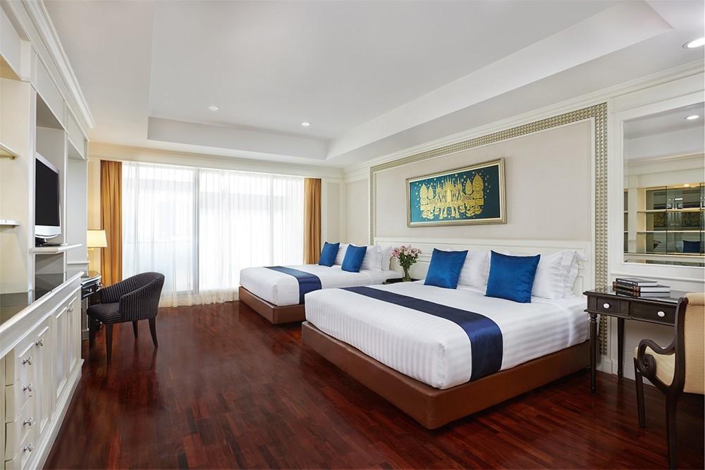 Two Bedrooms Premier Suite
