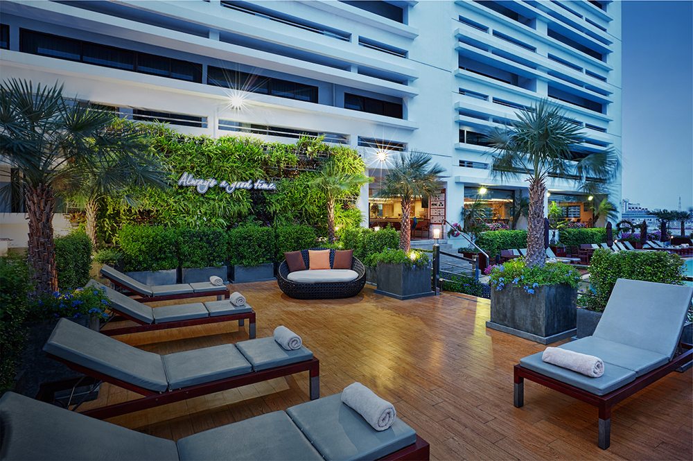 Enjoy And Relax At The Centre Point Silom Hotel Bangkok