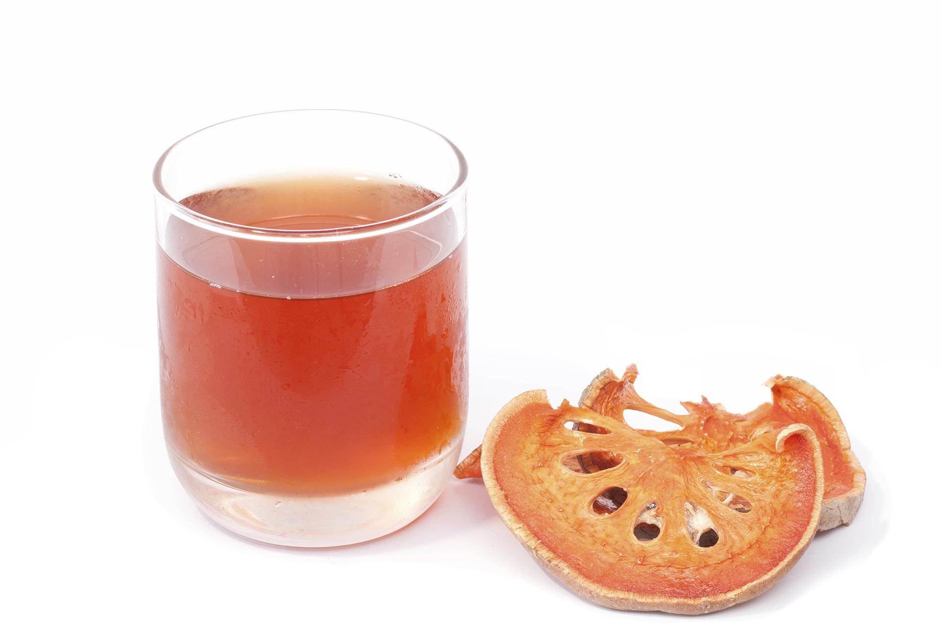 how to make bael fruit juice