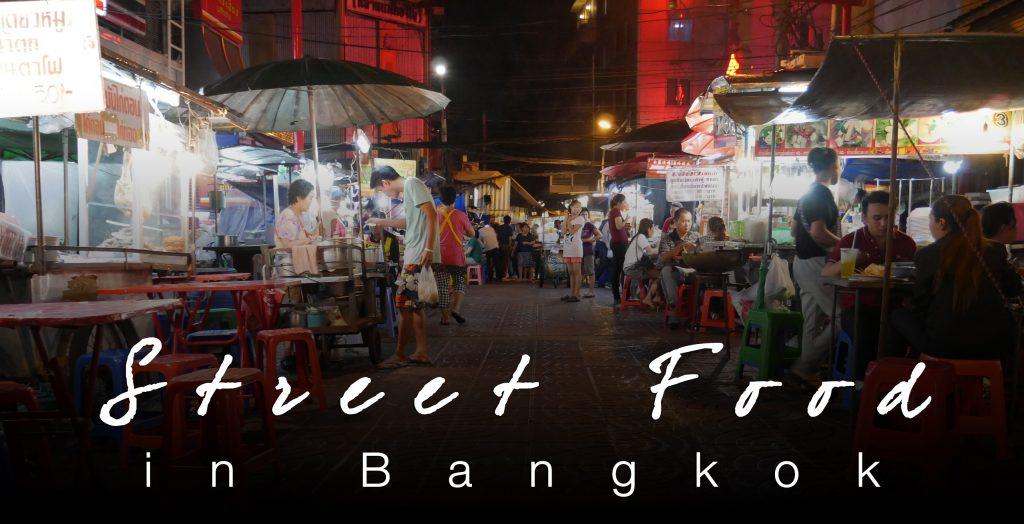 Bangkok, Thailand-Street Food